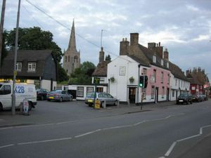 Godmanchester - Image: Godmanchester Post Street