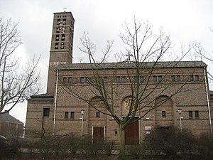 Jan van der Laan - Image: Goede Raad Kerk Den Haag 4