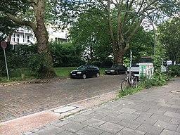 Goetheallee in Hamburg