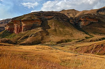 Golden Gate Highlands National Park, South Africa - panoramio (2).jpg