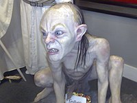 Gollum wax museum mexico city.jpg
