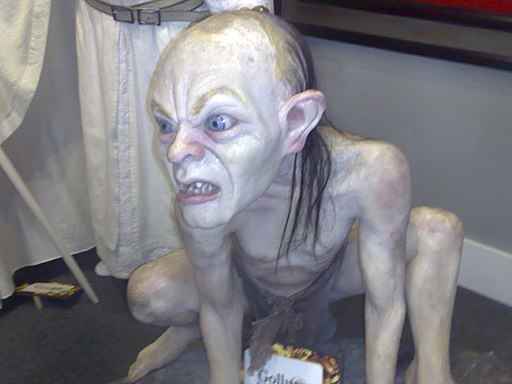 Gollum wax museum mexico city