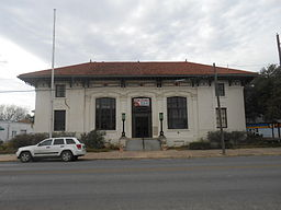 Gonzales Post Office - 1909.JPG