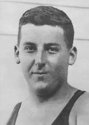Gordon Bridson - Bridson in 1930