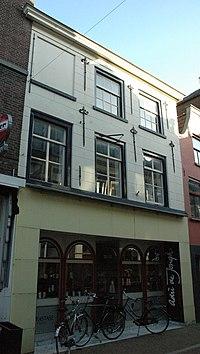 Gorinchem - rijksmonument 16635 - Langendijk 27 20120311.jpg
