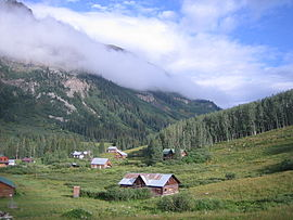 Rocky mountain biological laboratory wikipedia for Cabins near crested butte co