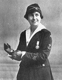 Grace Banker US Signal Corps personnel
