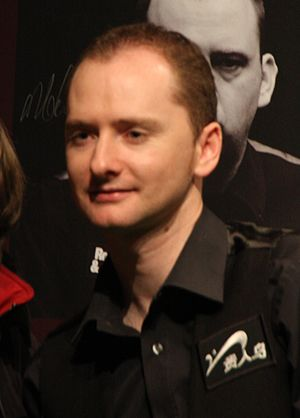 Snooker world rankings 2007/2008 - Image: Graeme Dott