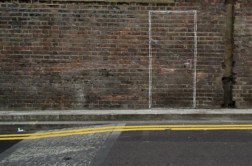 file graffiti in shoreditch london chalk door 9425108302 jpg