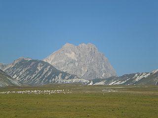 Italian national park