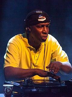 Grandmaster Flash Barbadian-American DJ and rapper