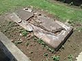 Grave - Dutch Cemetery - Chinsurah - Hooghly 20170514102449.jpg