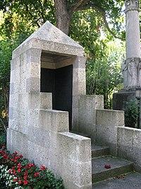Grave of Alois Negrelli2 Wiener Zentralfriedhof.JPG