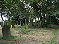 Graveyard - Lane End - geograph.org.uk - 574354.jpg