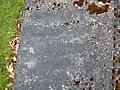 Great Haywood, Staffordshire - St Stephens Church - churchyard, grave of 2nd Earl of Lichfield and wife 4.jpg