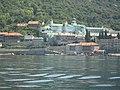 Greece,OURANOUPOLIS-Monastery of StPanteleimon-Mount Athos - panoramio.jpg