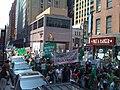 Green Movement Protestors In New York, July 25 2009.jpg