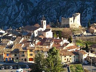Gréolières Commune in Provence-Alpes-Côte dAzur, France