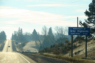 Grey Highlands Municipality in Ontario, Canada