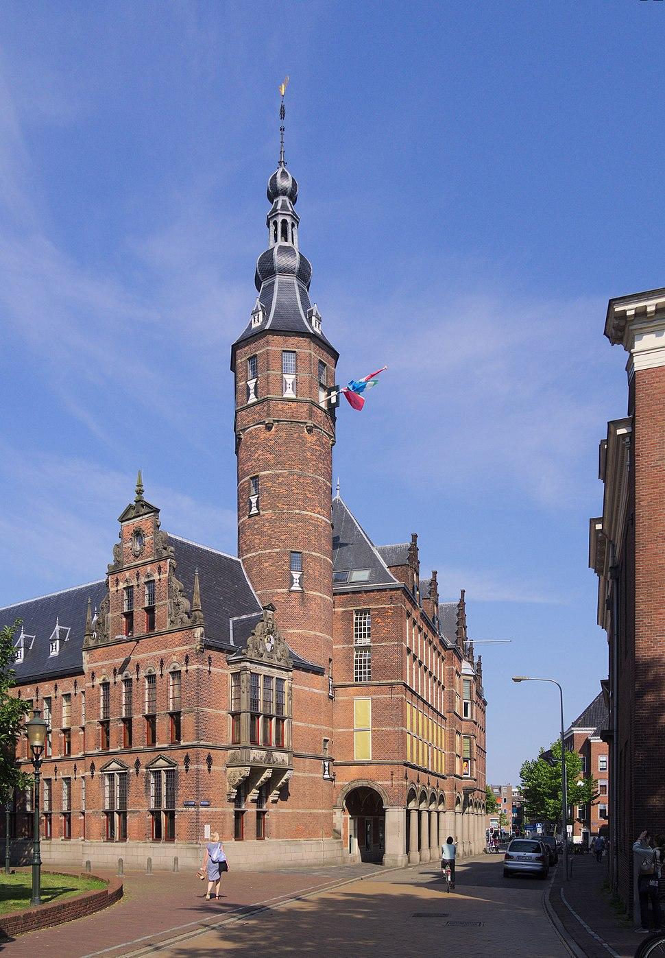 Groningen Provinciehuis 1266