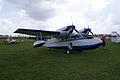 Grumman G-44A Widgeon NC86649 RSideFront SNFSI FOF 15April2010 (14627098511).jpg