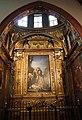 Guercino, san francesco che adora il crocifisso, 1645, 01.JPG