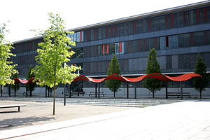 Technical University of Cologne - Cologne University of Applied Sciences, location Gummersbach