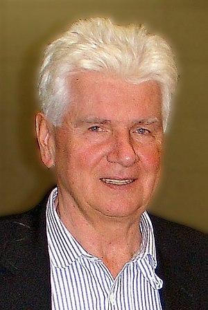 Günter Blobel - Günter Blobel at MPI-CBG symposium, November 2008