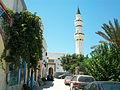 Gurgi Mosque Exterior Tripoli Libya.JPG
