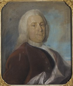 Gustaf Kierman, 1702-1766, grosshandlare - Nationalmuseum - 15709.tif
