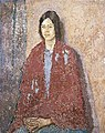 Gwen John Young Woman in a Red Shawl.jpg
