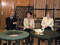 Három jelölt Rétfalvi József 2010-es választási fórumán.JPG
