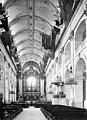 Hôtel des Invalides - Chapelle, Vue intérieure de la nef vers le choeur - Paris 07 - Médiathèque de l'architecture et du patrimoine - APMH00011019.jpg