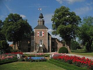 Hertefeld Castle château