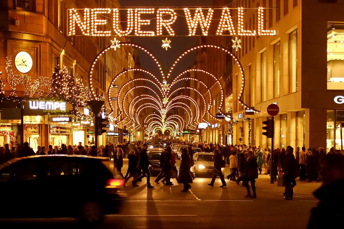 Neuer Wall Wikipedia