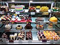 HK TKL 調景嶺 Tiu Keng Leng 都會駅 MetroTown mall food shop window bakery cakes display Dec 2018 SSG 04.jpg