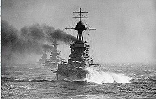 HMS <i>Benbow</i> (1913) Iron Duke-class battleship