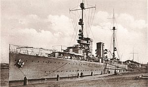 Design 1047 battlecruiser - Image: HNLMS Java 1925