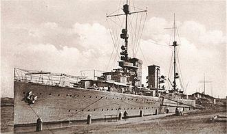 Design 1047 battlecruiser - Image: HNLMS Java 1925