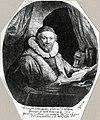 HUA-107195-Portret van Johannes Uyttenbogaert geboren Utrecht 11 februari 1557 predikant te Utrecht 1584 1589 en te s Gravenhage onder anderen van Prins Maurits .jpg