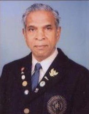Sports in Maharashtra - Hiranna M. Nimal was the silver medalist at Asian Games, 1962
