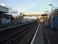 Hackbridge station look north2.JPG