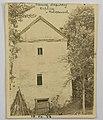 Halšanski zamak, Kaplica. Гальшанскі замак, Капліца (18.07.1937).jpg