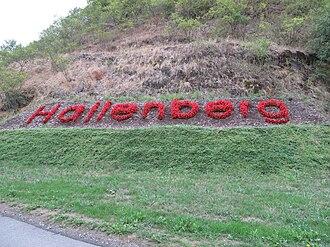 Hallenberg - Image: Hallenberg, Hallenberg in bloemen foto 3 2010 08 11 10.54