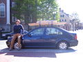 Halsey Burgund Harvard Square car 050429.jpg