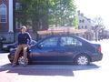 Halsey Burgund Harvard Square car 050429.jpg