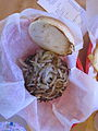 Hamburger with grilled onions, Jack's restaurant, Fort Lauderdale, Florida.jpg