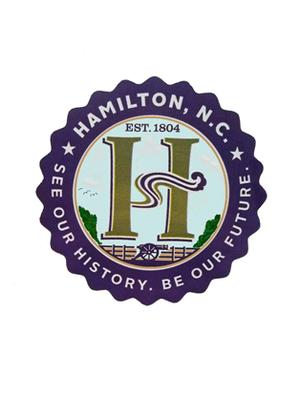Hamilton, North Carolina - Image: Hamilton Town Seal NC