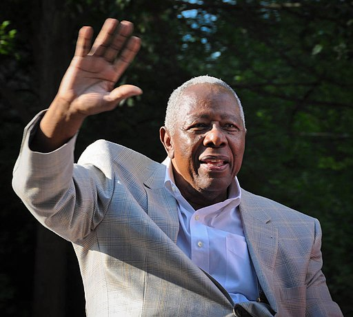 Hank Aaron - Baseball HOF Induction 2013