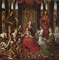 Hans Memling Virgin and Child with Saints Catherine and Barbara.jpg